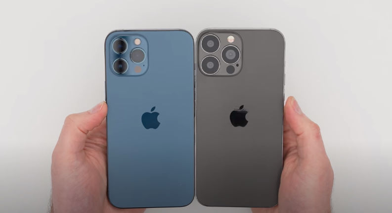 iphone 13 pro max compared to 12 pro max