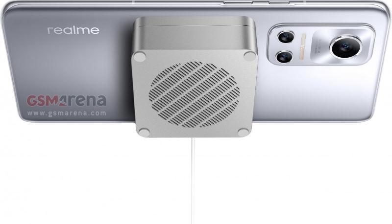 realme flash magdart charger