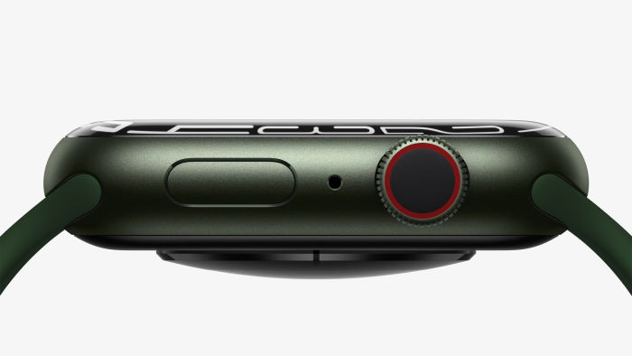 apple watch series 7 new curved display and design