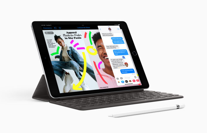 apple ipad 2021 improves performance and more