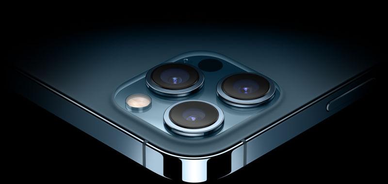 iphone 12 pro max has sensor shift stabilization