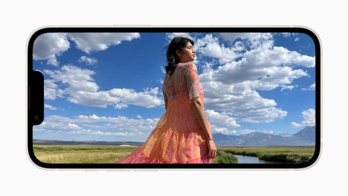 iphone 13 improved display