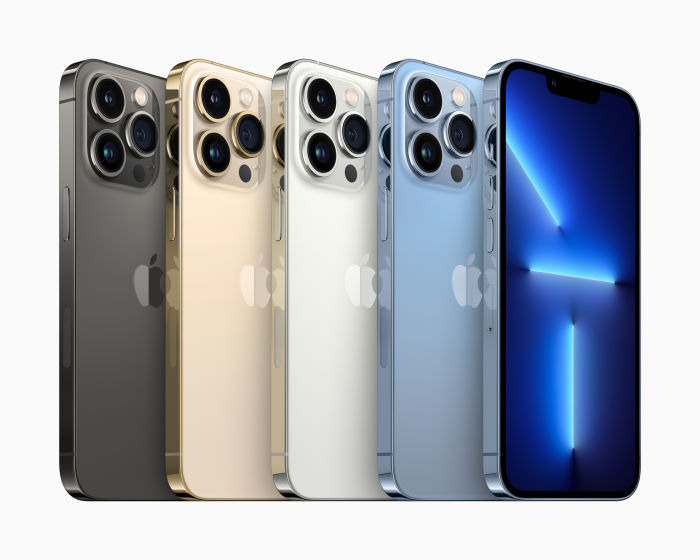 iphone 13 pro color options