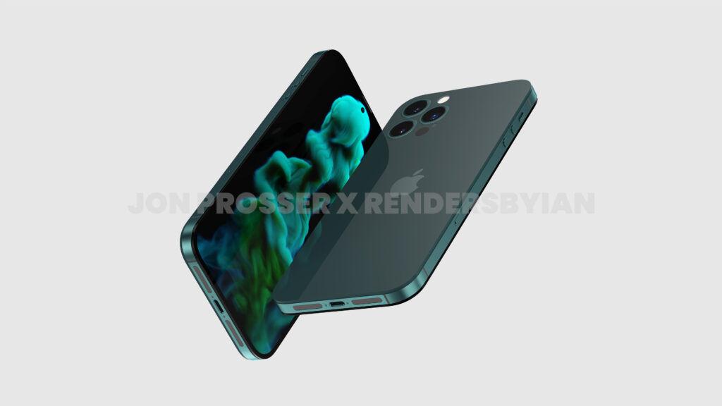 iphone 14 pro max design leaks, thanks to jon prosser and ian zelbo